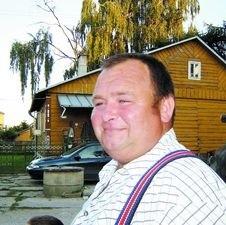Sławomir Fronc, sołtys Bociek (rewir II) przeznaczyłby pieniądze z funduszu na budowę chodników