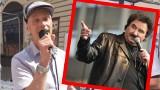 Syn Krzysztofa Krawczyka śpiewa na ulicy w Łodzi! WIDEO. Kim jest Igor Krawczyk? Ma talent po ojcu? ZOBACZ FILM 1.06.2021