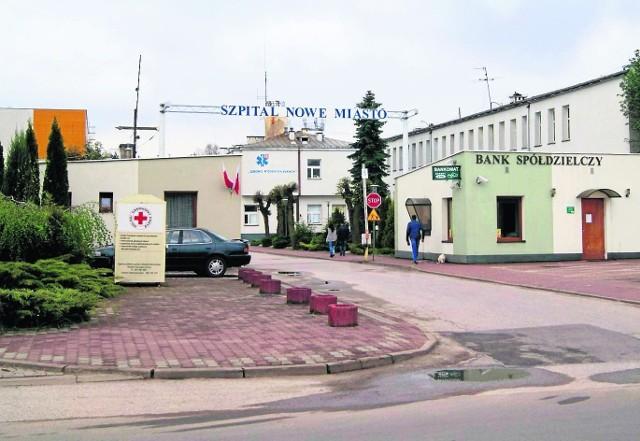 Szpital w Nowym Mieście nad Pilicą będzie leczył tylko chorych na koronawirusa.