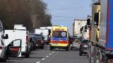 Po wypadku między Stargardem a Szczecinem zrobili korytarz życia. Ale nie wszyscy. Ambulans musiał czekać
