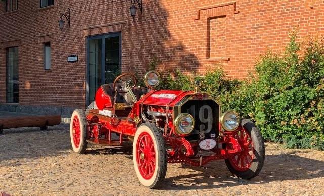 Klasyczne auta można zobaczyć na żywo jeszcze w niedzielę 9 czerwca od 12.00 do 17.00 w Pałacu Mierzęcin pod Dobiegniewem
