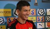 Kolejny były piłkarz Korony Kielce trafił do Widzewa. Jest nim Mateusz Możdżeń [ZDJĘCIA]