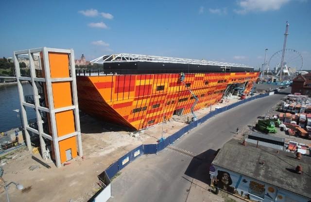 Kolejne opóźnienie na budowie Morskiego Centrum Nauki w Szczecinie?