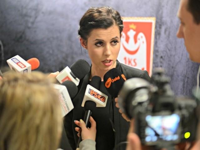Prezes Ślęzy Wrocław Katarzyna Ziobro-Franczak poruszyła na konferencji prasowej bardzo ważne kwestie