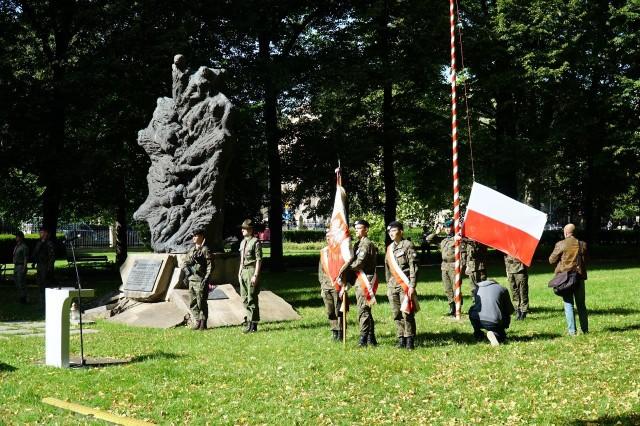 W czwartek poznaniacy wzięli udział w uroczystościach upamiętniających agresję radziecką na nasz kraj.