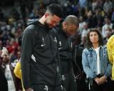 Drużyny NBA uczciły pamięć tragicznie zmarłego Kobego Bryanta... błędami 24 sekund