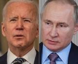 """Joe Biden powiedział w wywiadzie, że wierzy, iż Putin jest """"zabójcą"""" i zapłaci za to cenę"""