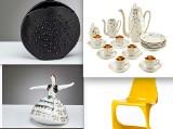 """Aukcja Desy Unicum """"Design. Piękno na co dzień"""". Na sprzedaż cenne meble z Knurowa, szkło z Ząbkowic, porcelana z Bogucic, lampy z POLAM-u"""