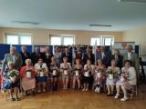 Złote Gody w gminie Waśniów. Kilkanaście par świętowało 50 lat małżeństwa (ZDJĘCIA)