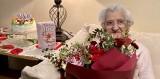 Sto lat pani Janiny z Łodzi! Czy jubilatka ma receptę na długowieczność?