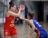 Koszykówka kobiet. Zwycięstwo Grot TomiQ, porażka AZS Umed Widzew