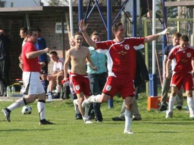 TOR Dobrzen Wielki przegral 0 - 1 z Victorią Chróścice