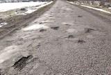 Michałowo. Burmistrz chce przejąć od marszałka drogę wojewódzką Juszkowy Gród-Jałówka. To ma być jedyny sposób na remont drogi