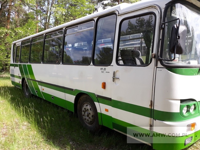 Autobus pasażerski AUTOSAN H-9 (ilość miejsc siedzących 42)...