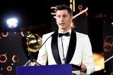 Robert Lewandowski znowu wyróżniony. Napastnik Bayernu najlepszym sportowcem świata