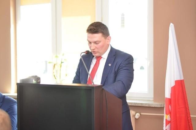 Paweł Grodzki jest związany z urzędem gminy od początku obecnej kadencji
