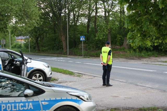 Policjanci skontrolowali łącznie 31 pojazdów, odnotowali 27 przekroczeń prędkości