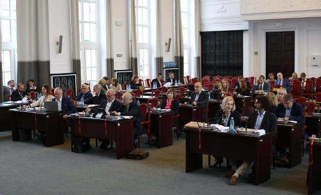 Rada Miejska w Łodzi obradowała 2 dni w środę i czwartek. W trakcie obrad pojawiło się wiele kontrowersyjnych wypowiedzi.