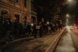 Czarny marsz przeszedł ulicami Jasła. W niedzielę będzie powtórka [ZDJĘCIA]