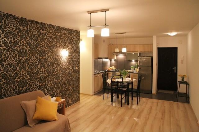 Zachęcamy do zapoznania się z mieszkaniami dostępnymi w programie Mieszkanie za remont. Przeglądajcie galerię