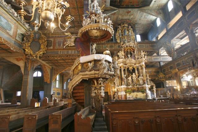 Remont Kościoła Pokoju w Świdnicy trwa od 1993 roku, a na wykonanie najpilniejszych prac wydano już 18 mln zł