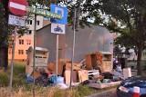Nielegalne wysypiska śmieci wyrastają w Zielonej Górze jak grzyby po deszczu! Kolejne pojawiło się przy Anieli Krzywoń. Kto podrzuca odpady?