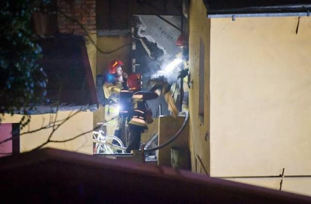 W nocy, 14 stycznia, w Będzitowie (gmina Złotniki Kujawskie) w domku jednorodzinnym wybuchł pożar. Ewakuowano mieszkańców i część mienia