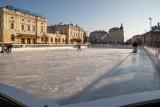 Kraków. Otwarto lodowisko przy Galerii Krakowskiej [ZDJĘCIA]