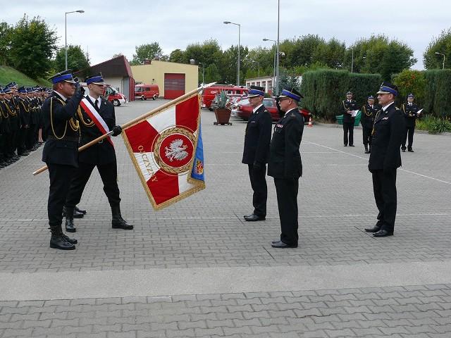 Zmiana na stanowisku komendanta w świebodzińskiej straży pożarnej