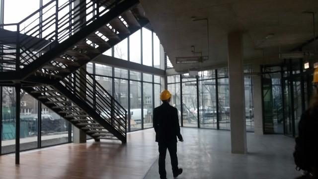 Nowa siedziba ASP w Katowicach zostanie otwarta w październiku