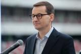 Premier Mateusz Morawiecki z rodziną w Bieszczadach [Zdjęcia]