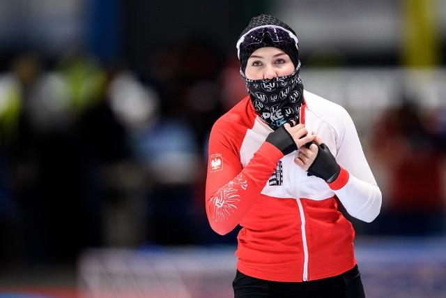 Kaja Ziomek kolejny raz wywalczyła awans do grupy A na dystansie 500 metrów