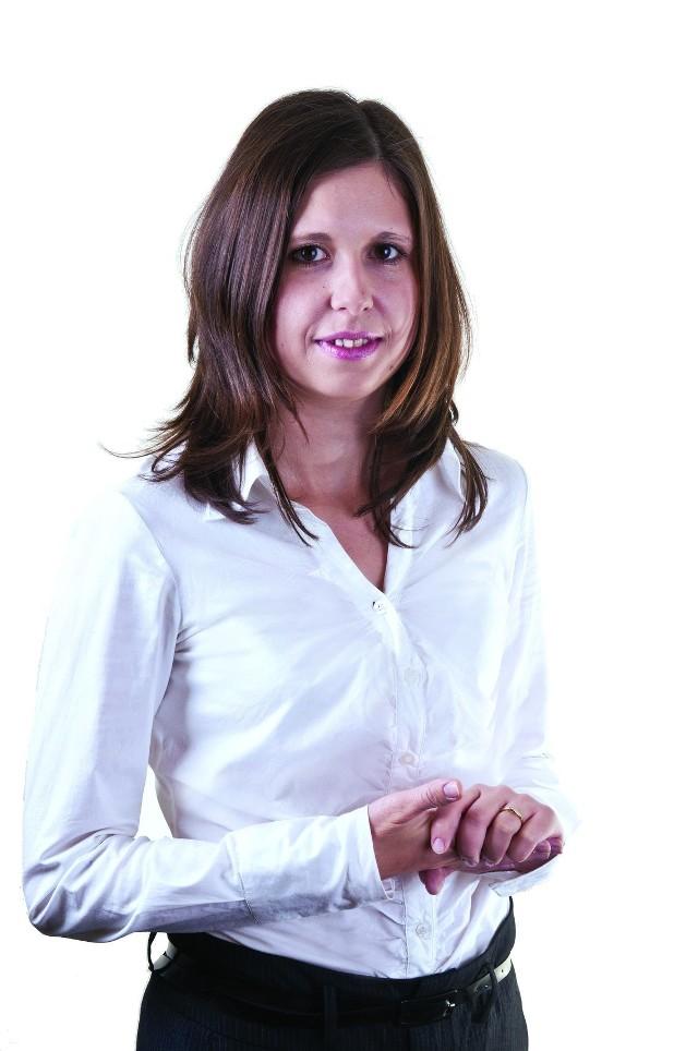 Małgorzata Rosińska, prawnik funduszu Hipotecznego Dom