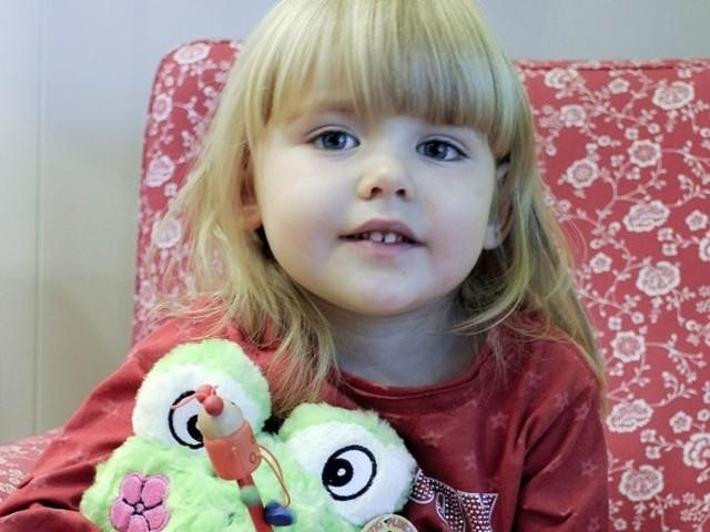 U Oli po każdym turnusie widać malutką poprawę, ale czeka ją jeszcze wiele lat leczenia zanim wróci do pełni zdrowia.