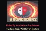 Hakerzy Anoncoders zaatakowali Wydział Informatyki Politechniki Białostockiej