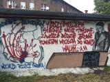 Mural z Adolfem Hitlerem w Nikiszowcu. Czy ktoś odpowie za jego namalowanie? ZDJĘCIA