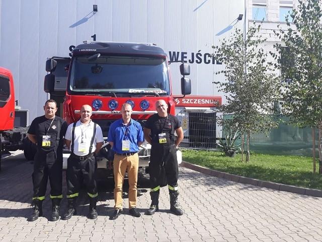 Rybnik: OSP Gotartowice ma nowy wóz strażacki
