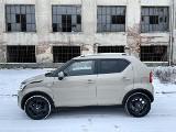 Suzuki Ignis 1.2 Hybrid Premium. Ekstremalny test A-crossovera