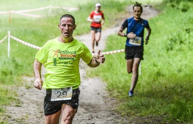 Bieg w ramach Sopockiego Lata u podnóża Łysej Góry