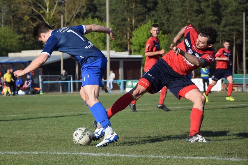 Olimpia Zambrów wygrała 1:0 z KS Wasilków i zagra w finale Regionalnego Pucharu Polski