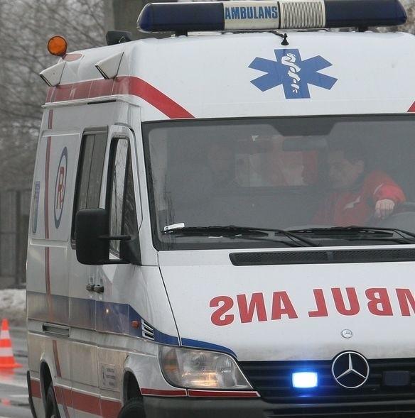Chłopcy zostali przewiezieni do szpitala w Łomży, a później do białostockiego DSK.