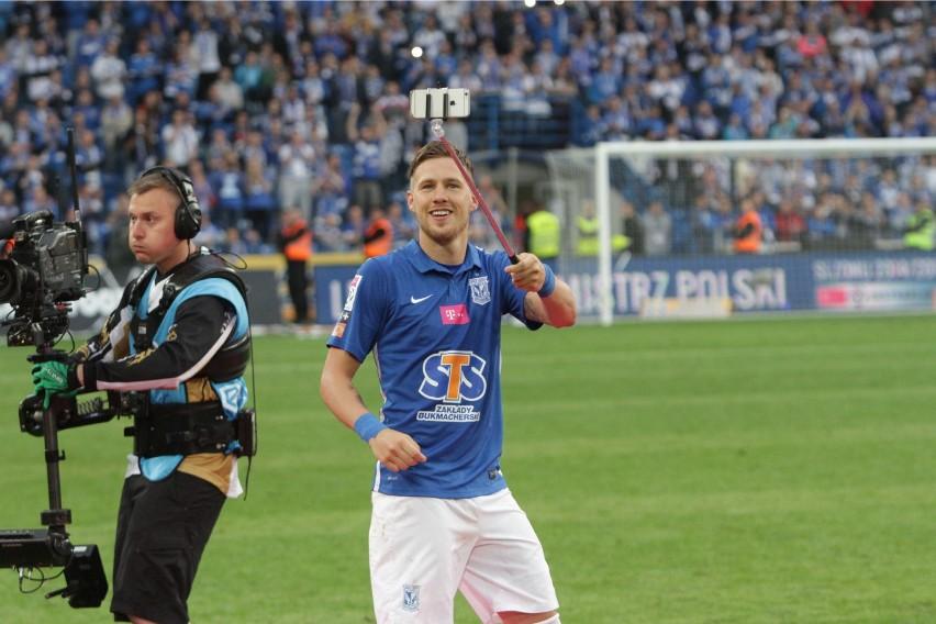 Lipiec w Ekstraklasie stoi pod znakiem transferowych...