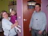 Za przyzwoleniem rodziny okradli i pobili jej męża