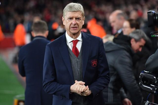 Arsene Wenger spędził w Arsenalu 22 lata