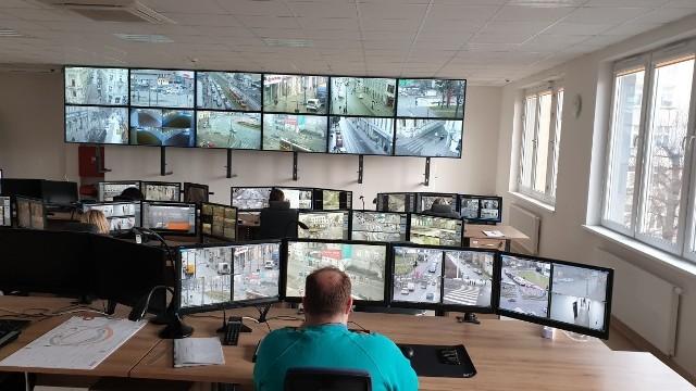 Dzięki funduszom Budżetu Obywatelskiego rozbudowywany jest m.in. system łódzkiego monitoringu.