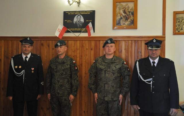 Uroczystości w Sierosławicach