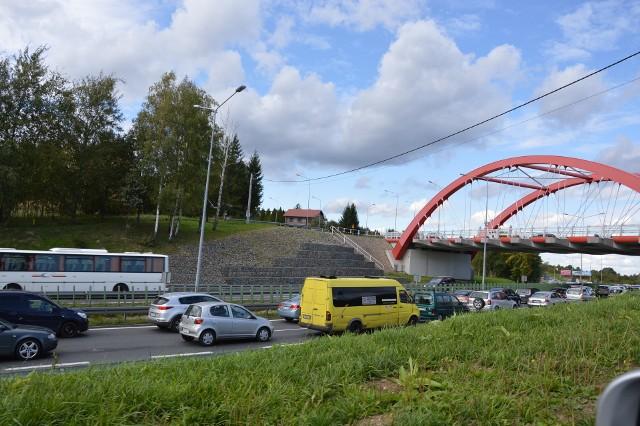 Ważnym partnerem gminy jest zarządca zakopianki - Generalna Dyrekcja Dróg Kraojwych i Autostrad