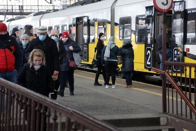 Na Kujawach i Pomorzu będzie więcej kursów pociągów. Eksperci oceniają realne koszty obsługi połączeń