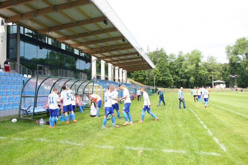 Stadion W świnoujściu Doczeka Się Oświetlenia Głos Szczeciński