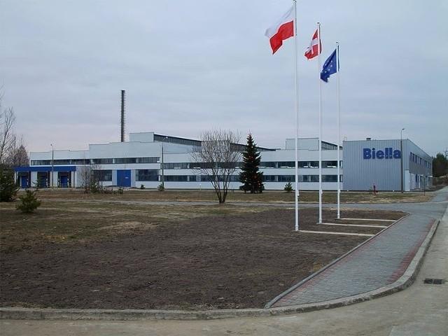 Firma Oventrop ma zainwestować w budynku po byłym zakładzie Biella.